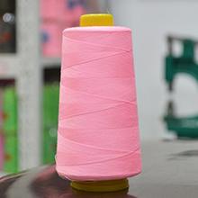 粉色缝纫线